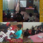 کلاس تقویتی ویژه گروه سرود توسط مدیرخانه ریاضیات میناب در کانون سادات گورزانگ برگزار شد