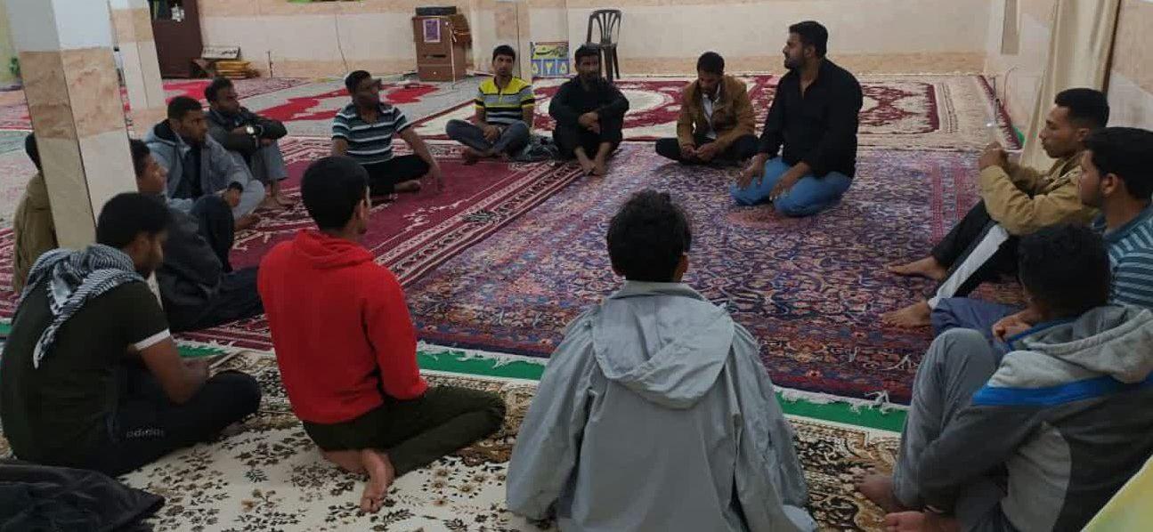رابط کانون فرهنگي هنري سادات گورزانگ از برگزاري جلسه ثابت چالش جوانان اين هفته با موضوع انتخاب اصلح خبرداد.