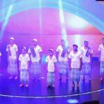 دوم رقابت داغ گروه سرود بچه های آسمانی دربرنامه تلویزیونی بسرا -شبکه امید